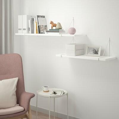 Complete wall shelves - IKEA