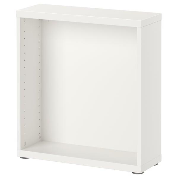 BESTÅ Frame, white, 60x20x64 cm