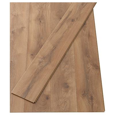 BETESMARK Laminated flooring, oak natural, 2.20 m²