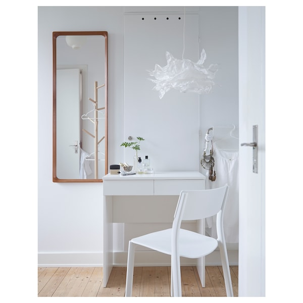 BRIMNES Dressing table, white, 70x42 cm