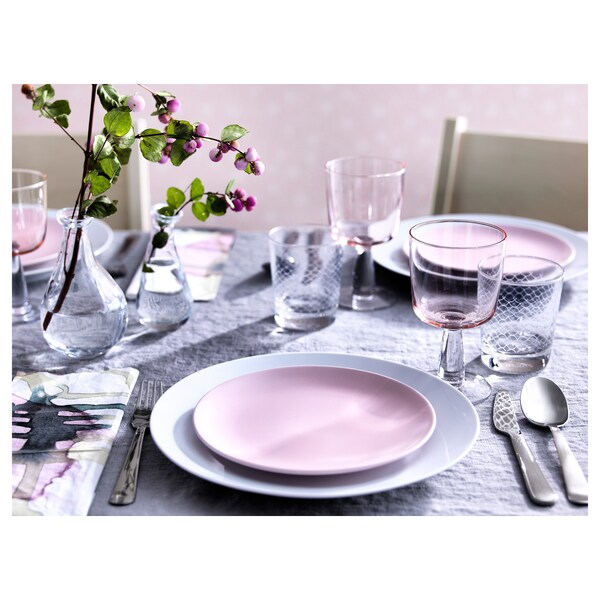 DINERA Side plate, light pink, 20 cm