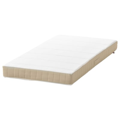 DRÖMMANDE pocket sprung mattress for cot 120 cm 60 cm 11 cm