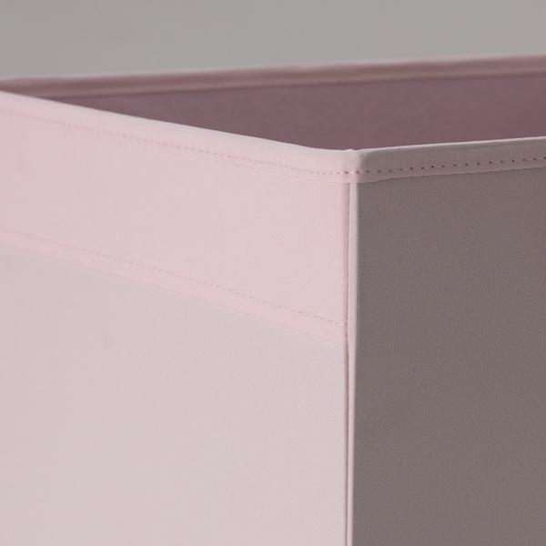 DRÖNA Box, light pink, 33x38x33 cm