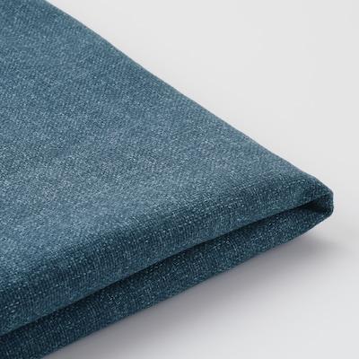 DUNVIK Cover divan bed, Gunnared blue, 180x200 cm