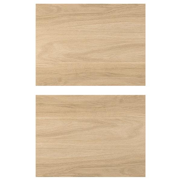ENHET Drawer front, oak effect, 40x30 cm