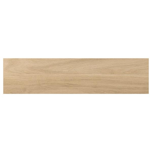 ENHET Drawer front, oak effect, 60x15 cm