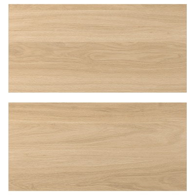 ENHET Drawer front, oak effect, 60x30 cm