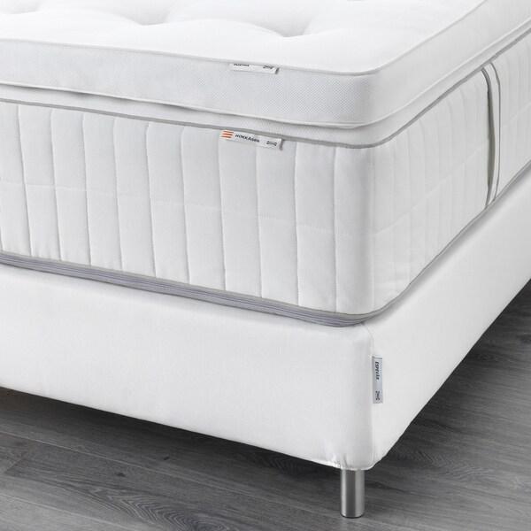 ESPEVÄR Divan bed, Hokkåsen firm/Tustna white, 180x200 cm