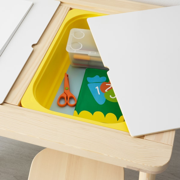 FLISAT children's table 83 cm 58 cm 48 cm