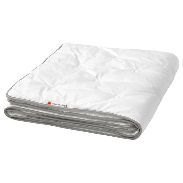GLANSVIDE quilt, warmer 200 cm 140 cm 630 g 1530 g