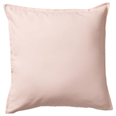GURLI cushion cover light pink 50 cm 50 cm