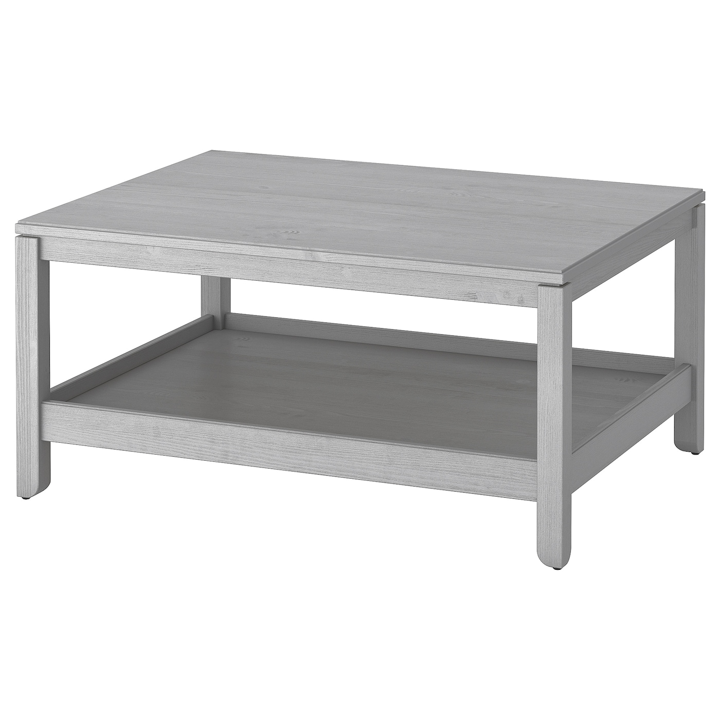 Havsta Coffee Table Grey 100x75 Cm Ikea