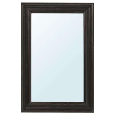 HEMNES mirror black-brown 60 cm 90 cm