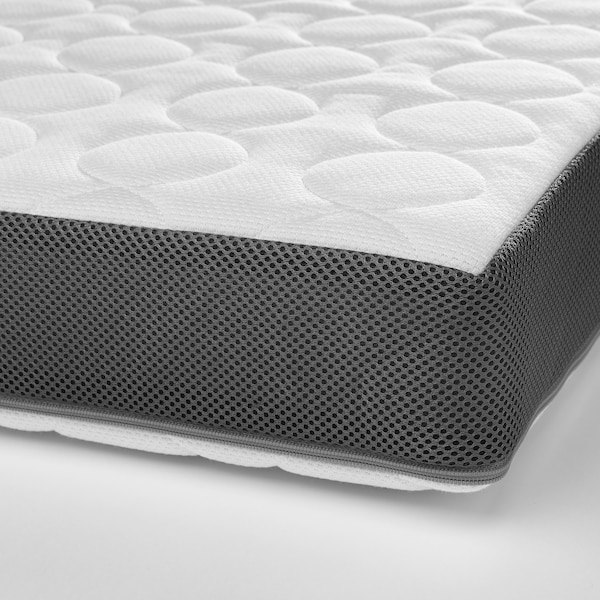 HIMLAVALV 3D mattress for cot, 60x120x10 cm