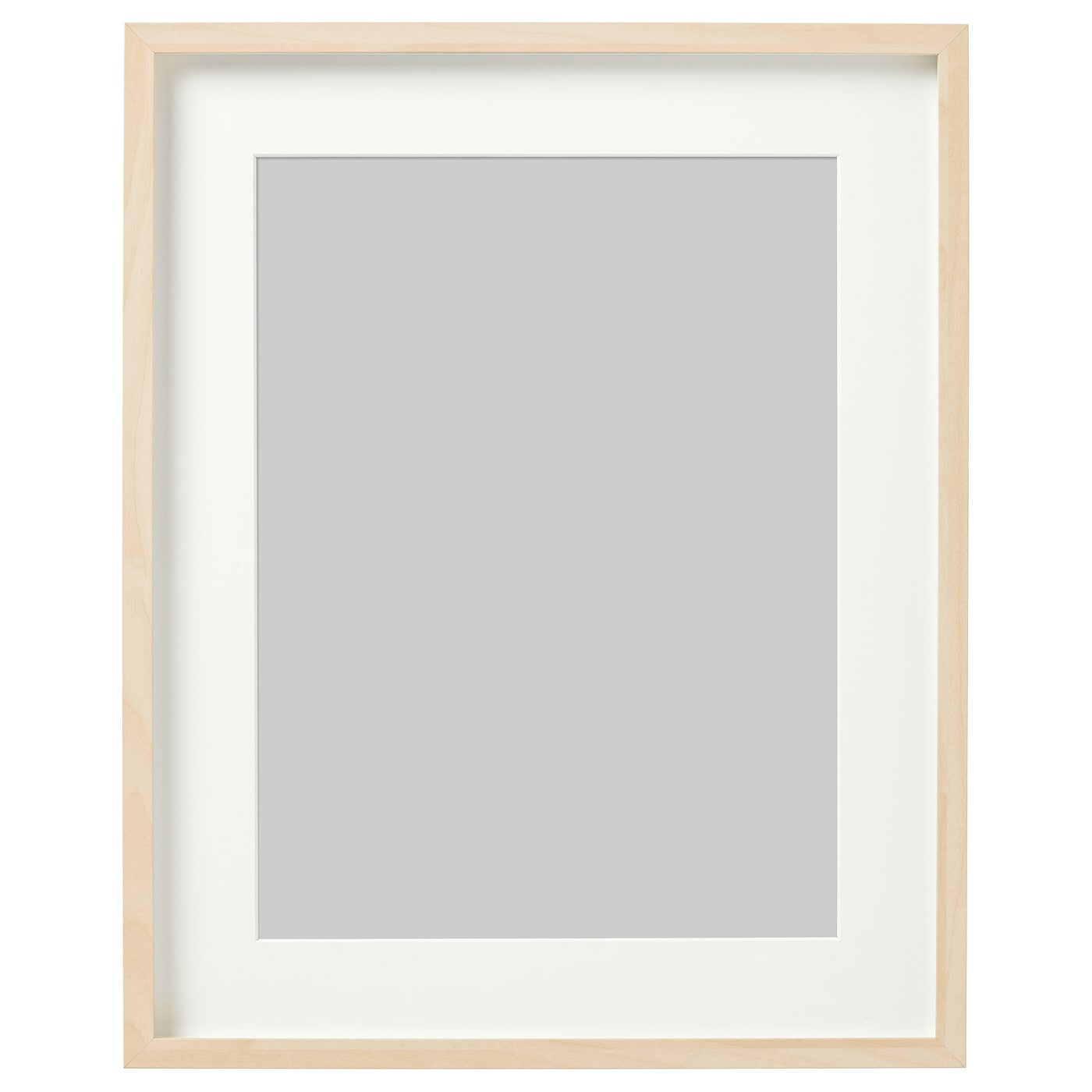 Hovsta Frame Birch Effect 40x50 Cm Ikea