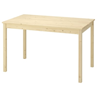 INGO table pine 120 cm 75 cm 73 cm