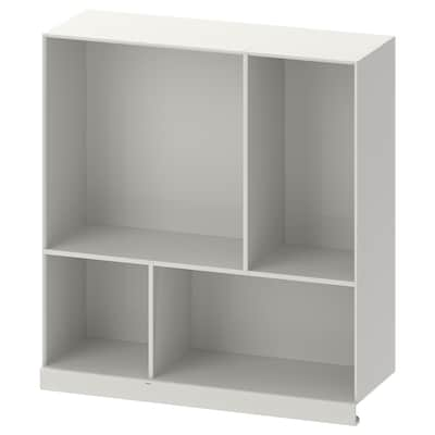 KALLAX shelf insert light grey 33 cm 12 cm 35 cm