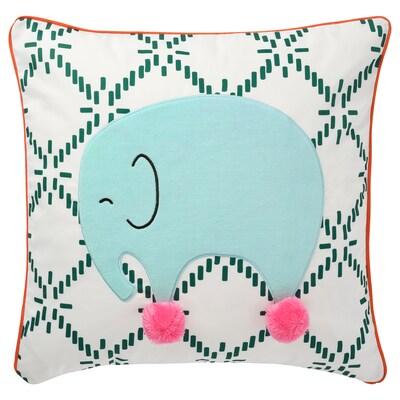 KÄPPHÄST Cushion, elephant, 50x50 cm
