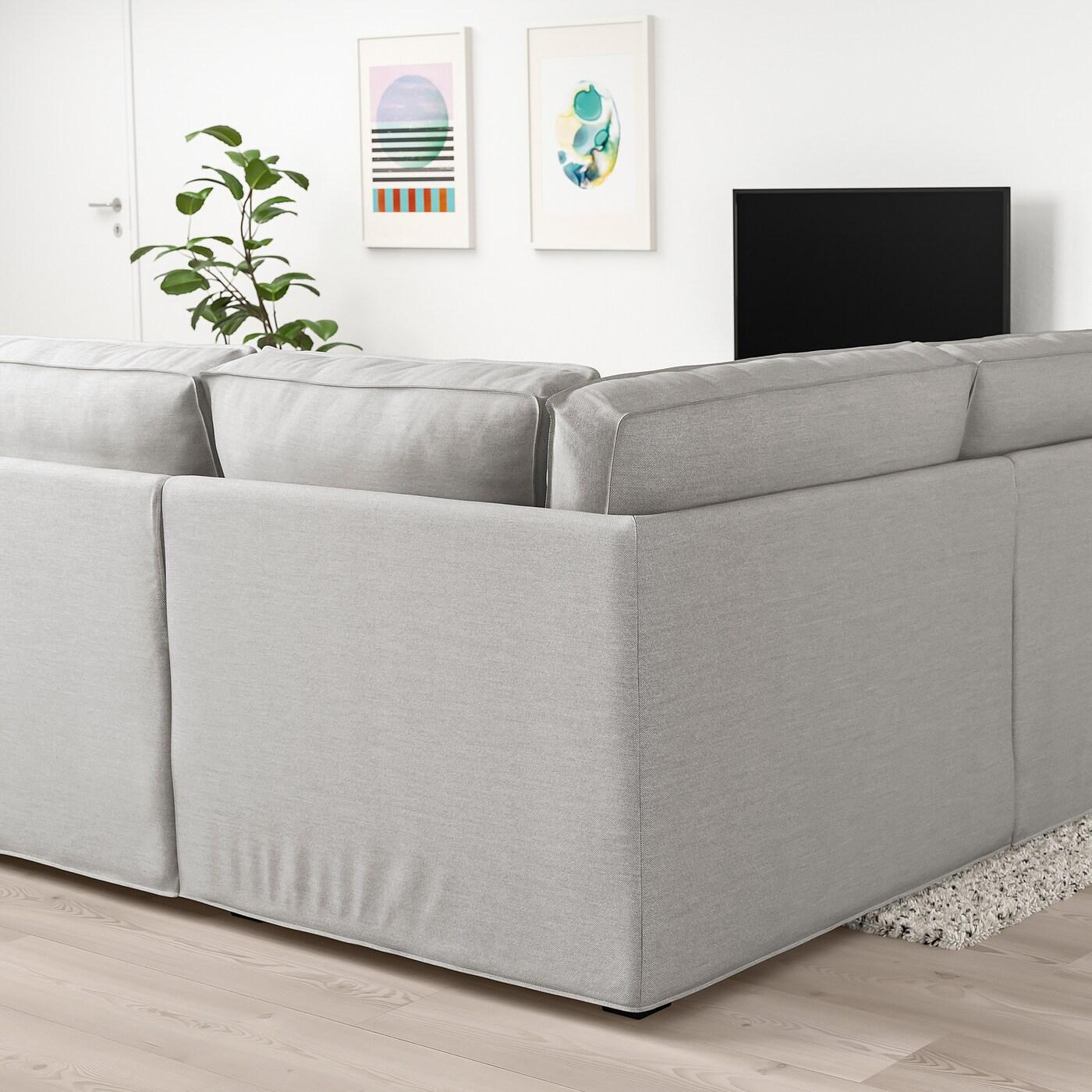 Kivik U Shaped Sofa 7 Seat Orrsta 9