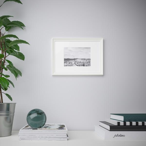 KNOPPÄNG Frame, white, 21x30 cm