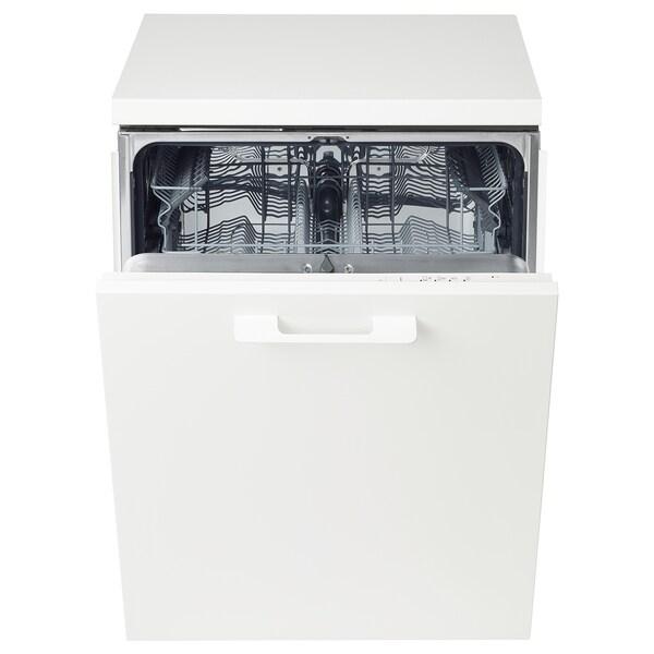 LAGAN integrated dishwasher white 90.0 cm 84.0 cm 59.6 cm 55.5 cm 81.8 cm 150 cm 38.93 kg