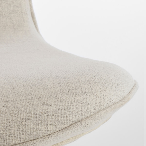 LÅNGFJÄLL conference chair Gunnared beige/black 110 kg 67 cm 67 cm 104 cm 53 cm 41 cm 43 cm 53 cm