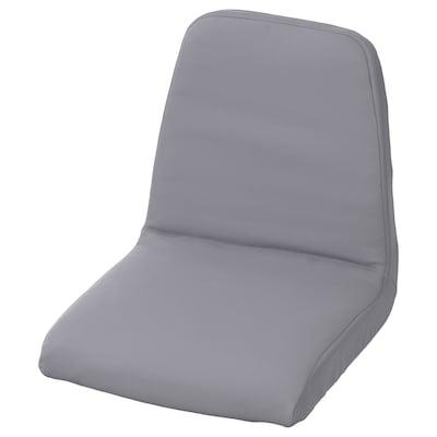 LANGUR padded seat cover for junior chair grey 56 cm 60 cm 36 cm