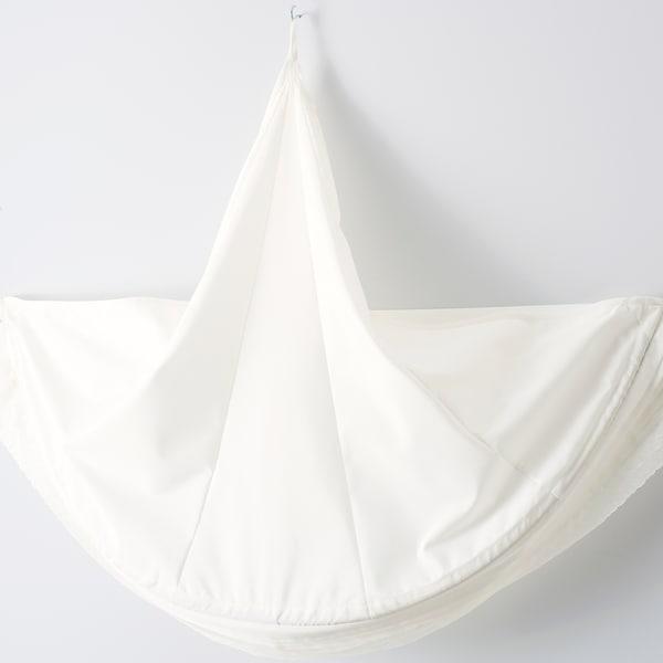 LEN Bed canopy, white