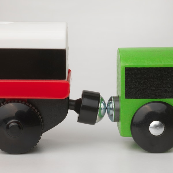 LILLABO Battery-operated locomotive