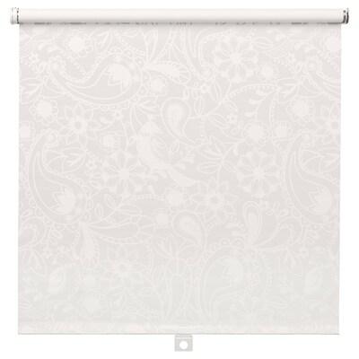 LISELOTT Roller blind, white, 80x195 cm