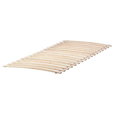 LURÖY Slatted bed base, 70x200 cm