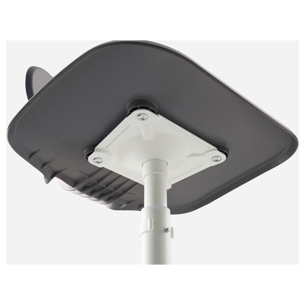 MOLTE desk chair grey 110 kg 40 cm 42 cm 73 cm 39 cm 36 cm 38 cm 51 cm