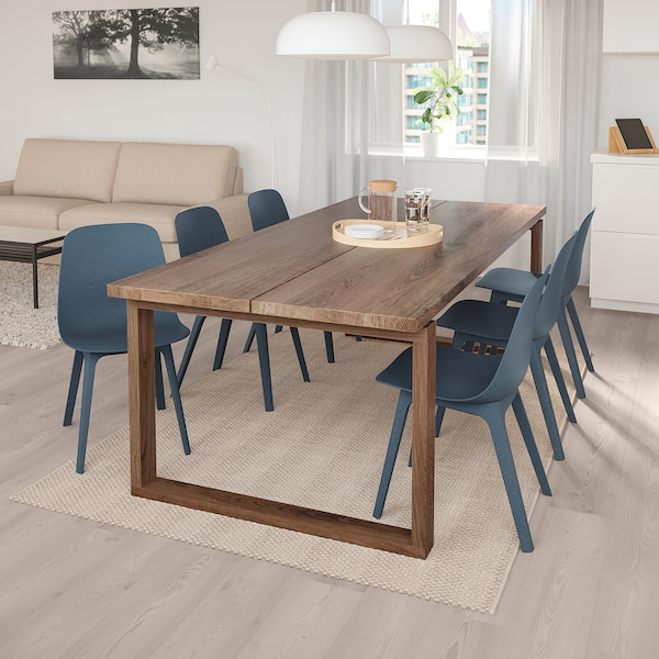ODGER Chair blue IKEA