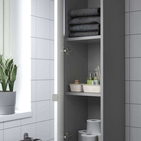 NOJIG Organiser, plastic/beige, 10x20x5 cm