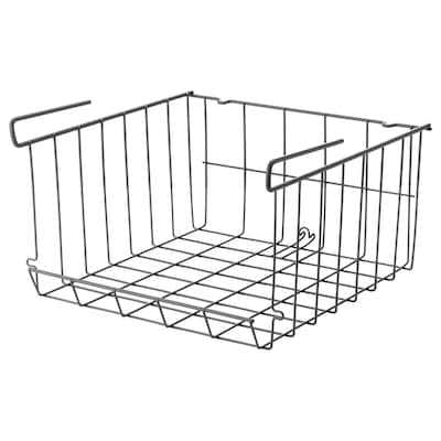 OBSERVATÖR Clip-on basket, grey-brown