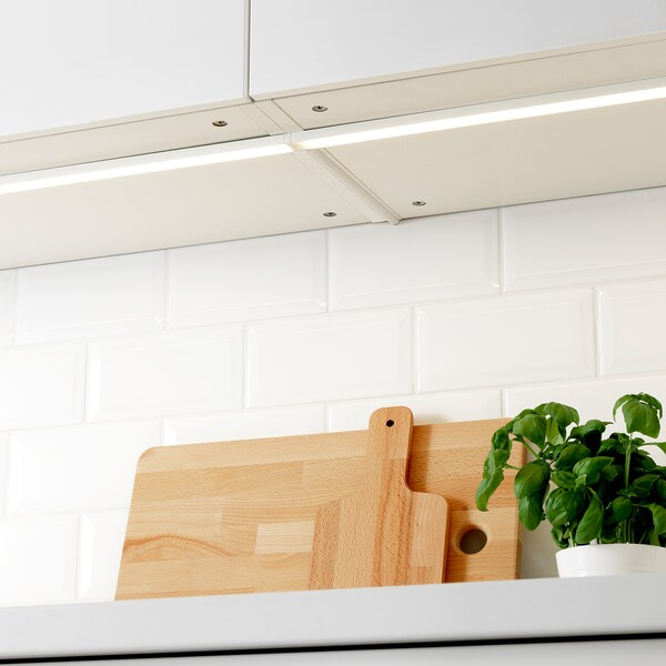 OMLOPP LED worktop lighting, white, 60 cm