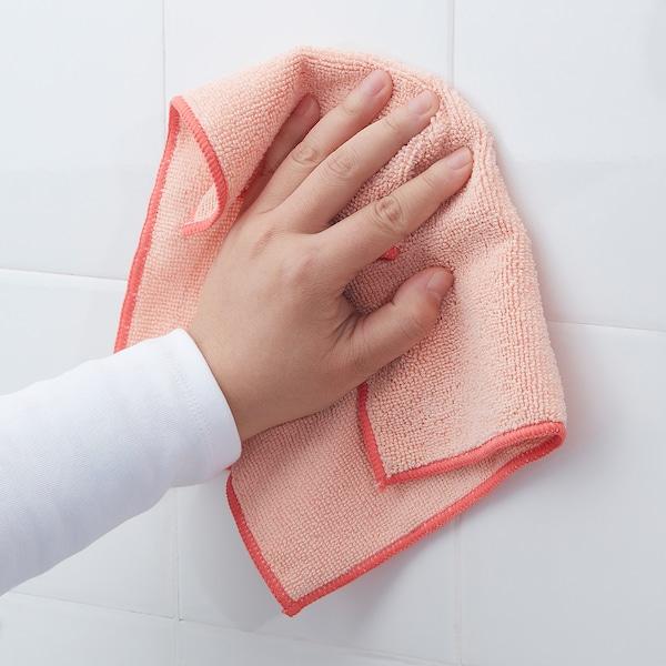 PEPPRIG Microfiber cloth, 28x28 cm