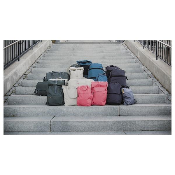 PIVRING Backpack, grey, 9 l