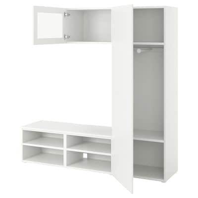 PLATSA media storage combination 180 cm 42 cm 191 cm 25 kg