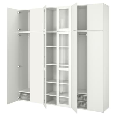 PLATSA storage combination 240 cm 42 cm 241 cm