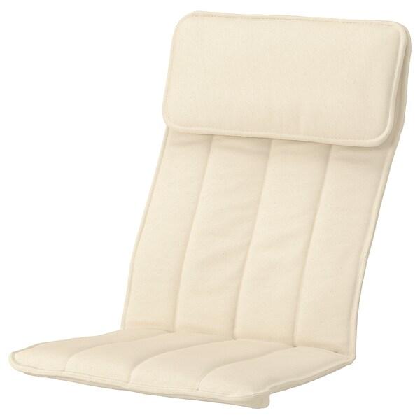 POÄNG Children's armchair cushion, Almås beige