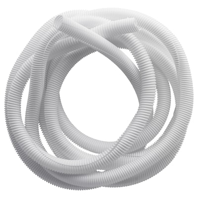 RABALDER Cable tidy, white, 5 m