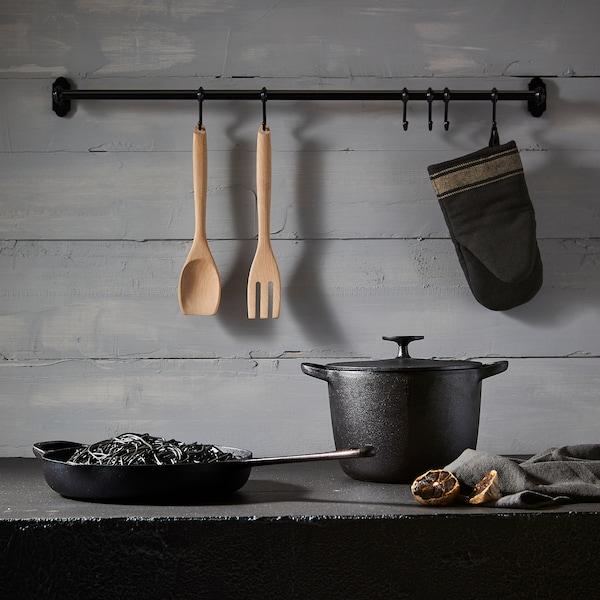 RÖRT spoon beech 31 cm
