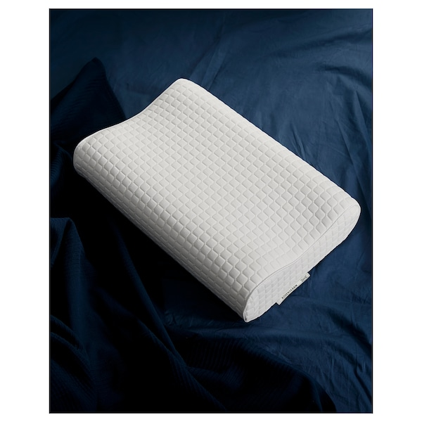 ROSENSKÄRM ergonomic pillow, side/back sleeper 33 cm 50 cm 12 cm