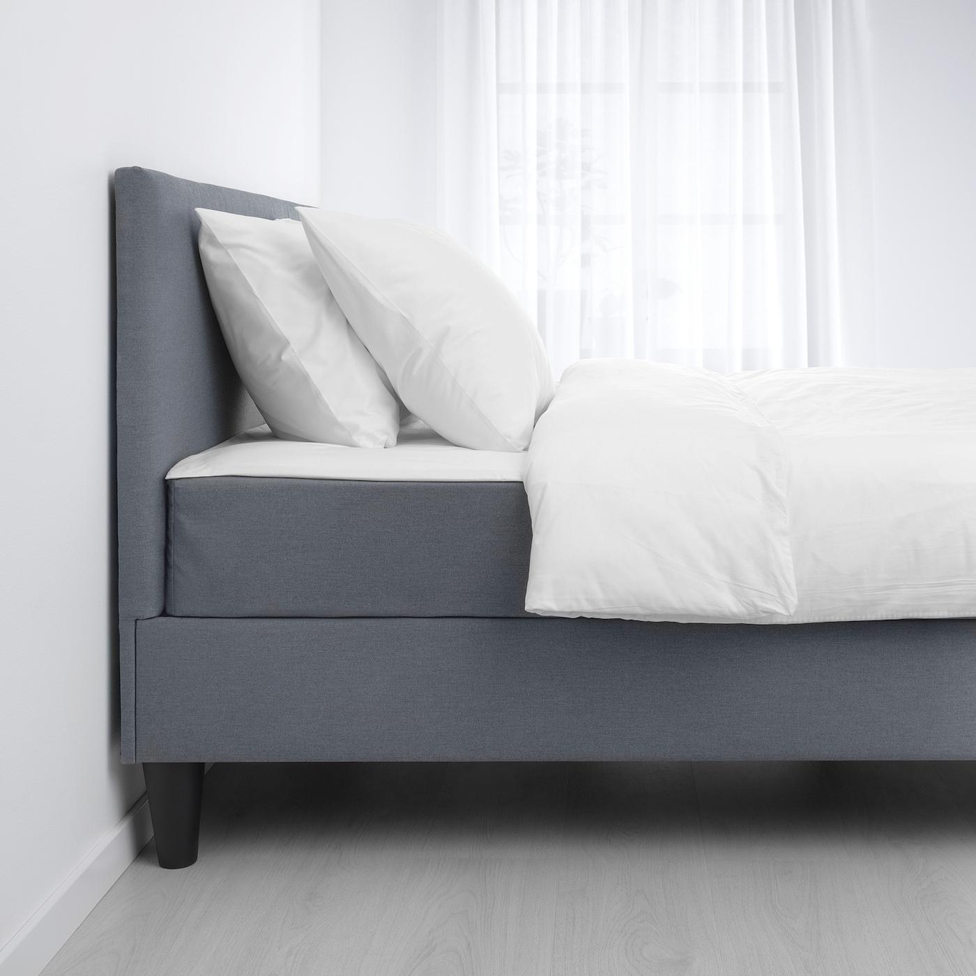 SÄbÖvik Divan Bed Grey Firm Ikea