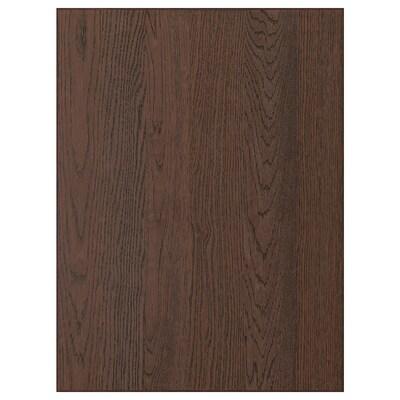 SINARP Door, brown, 60x80 cm