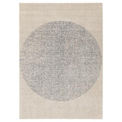 SKARRESÖ Rug, high pile, grey, 170x240 cm