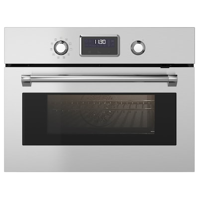 SMAKSAK microwave combi with forced air stainless steel 59.4 cm 56.7 cm 45.5 cm 1.4 m 42.70 kg