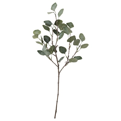 SMYCKA artificial leaf eucalyptus/green 65 cm
