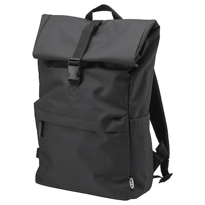 STARTTID backpack black 18 l